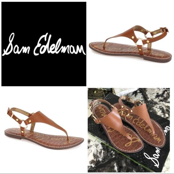 888ee46b56a2 NWT Sam Edelman Saddle Greta Size 5